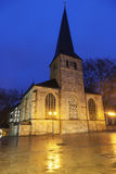 St. Johann Baptist Church in Essen Royalty Free Stock Images
