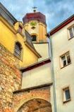 St Johann Church em Sigmaringen - Baden-Wurttemberg, Alemanha Imagens de Stock Royalty Free