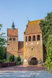 St. Johannes church in Bad Zwischenahn Royalty Free Stock Images