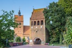 St. Johannes church in Bad Zwischenahn Royalty Free Stock Image