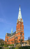 St. Johannes Church, Stockholm Royalty Free Stock Image