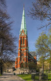 St. Johannes Church, Stockholm Royalty Free Stock Images