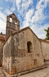 ST John η βαπτιστική εκκλησία (ΧΙΙΙ γ ) Κροατία trogir Στοκ φωτογραφίες με δικαίωμα ελεύθερης χρήσης