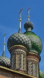 ST John η βαπτιστική εκκλησία, Yaroslavl Στοκ εικόνες με δικαίωμα ελεύθερης χρήσης