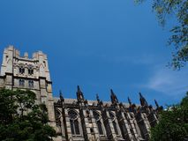 ST John ο θείος καθεδρικός ναός στοκ φωτογραφίες με δικαίωμα ελεύθερης χρήσης