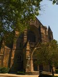 ST John ο θείος καθεδρικός ναός στοκ εικόνες με δικαίωμα ελεύθερης χρήσης