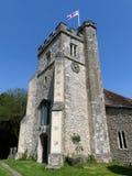 St. John баптистская церковь, меньшее Missenden, Buckinghamshire, Англия, Великобритания стоковые изображения rf