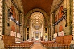 St. John божественное - Нью-Йорк Стоковая Фотография RF