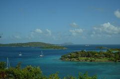 St. John Виргинские острова Стоковая Фотография RF