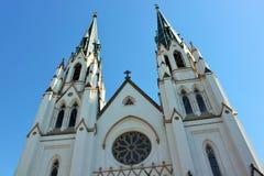 st john собора баптиста Стоковое Изображение