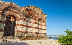 St. John Aliturghetos church in Nessebar, Bulgaria Stock Photo