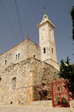 St.John ba harim church. Stock Photos
