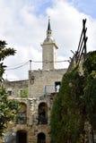 St. John Ba Harim church, Jerusalem Stock Photography