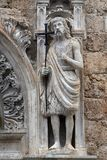 St John The Baptist arkivfoton