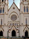 St John Baptist Cathedral royalty-vrije stock fotografie
