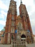 St John Baptist Cathedral Imagenes de archivo
