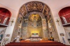 St John The Baptist Church Altar Stock Photos