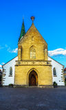 St. John Baptist Church in Bad Saulgau, Germany Stock Image
