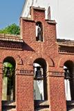 St. John Baptist Church Belfry Stock Photos