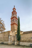 St. John The Baptist Church Bell Tower, Ecija, Spain. St. John The Baptist Church Bell Tower Iglesia De San Juan, Ecija, Spain Stock Photos