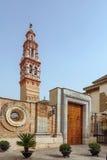 St. John The Baptist Church Bell Tower, Ecija, Spain Stock Photography