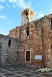 St. John the Baptist Church (Byblos) Royalty Free Stock Photos