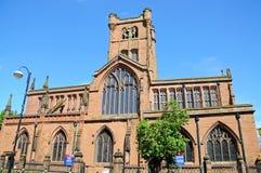 St John the Baptist church, Coventry. Royalty Free Stock Photo