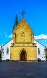 St John Baptist Church em Saulgau mau, Alemanha Imagem de Stock