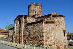 St. John The Baptist church in Nesebar,Bulgaria Stock Photos