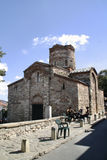 St. John the Baptist Church in Nessebar, Bulgaria Stock Images