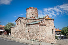 St. John The Baptist church in Nessebar, Bulgaria. Royalty Free Stock Photos