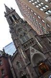 St. John the Baptist Church, New York City Stock Image