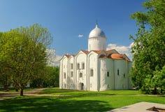St John Baptist Church, Veliky Novgorod Imagen de archivo