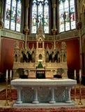 St John Baptystyczna katedra fotografia stock