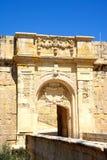 St John Bastion, Vittoriosa. Royalty Free Stock Image