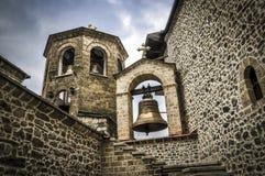 St John Bigorski kloster i Makedonien Arkivbilder
