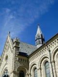 St. John Cathedral - Boise, Idaho Stockbild