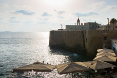 St. John Church in Akko Royalty Free Stock Photo