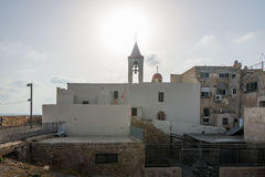 St. John Church in Akko Stock Photography