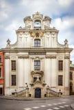 St. John church in Cracow ( Krakow ), Poland Stock Image