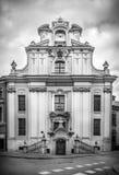 St. John church in Cracow, Poland Stock Photography