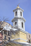 St. John Church Steeple President's Church DC Royalty Free Stock Photography