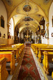 St. John churh in Spisske Podhradie, Slovakia Stock Photography