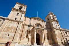 St. John Co-Kathedraal Stock Foto