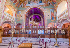 St John de Baptist Church Santorini Greece Royalty Free Stock Images