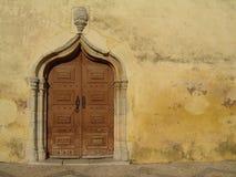 St John de Doopsgezinde deur Stock Fotografie