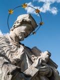 St John de Nepomuk Photo libre de droits