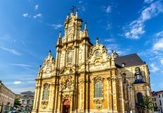 St John det baptistiskt på Beguinagen Fotografering för Bildbyråer