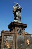 St John di Nepomuk 2 Fotografia Stock
