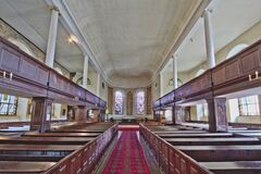 St John The Evangelist Church Royalty Free Stock Images